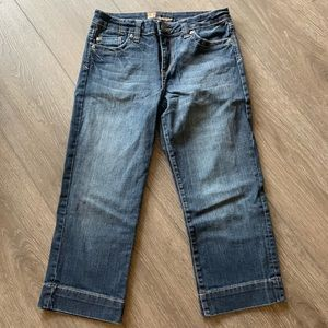 Kut from the Kloth jeans capris size 8 Nice!